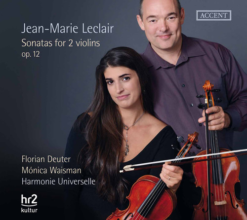 Sons for Two Violins Op.12