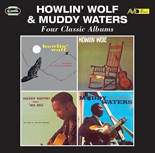 Moanin in the Moonlight /  Howlin Wolf Sings Big