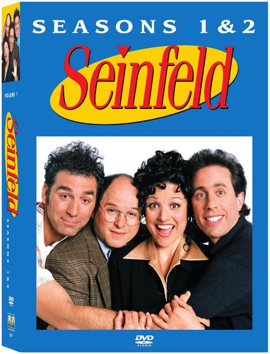 Seinfeld: Seasons 1-2