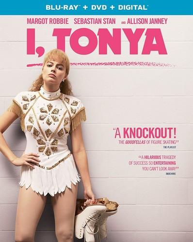 I, Tonya [Blu-ray/DVD]
