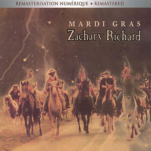 Richard, Zachary : Mardi Gras
