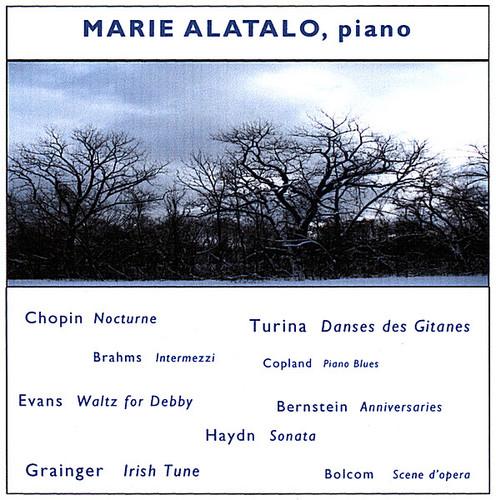 Marie Alatalo, Piano