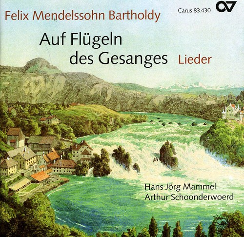 Mendelssohn Auf Flugein Des Gesanges