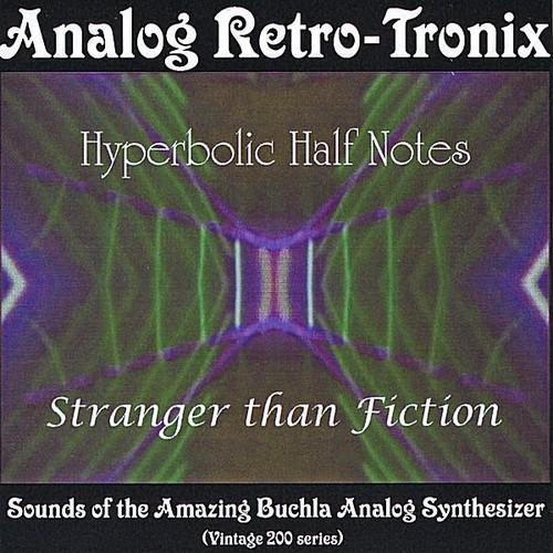 Hyperbolic Half Notes
