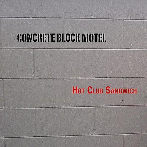 Concrete Block Motel