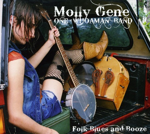 Folk Blues and Booze