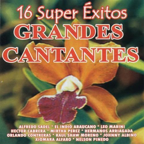 Grandes Cantantes (16 Super Exitos) /  Various