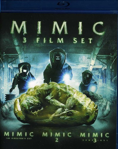 Mimic: 3 -Film Set