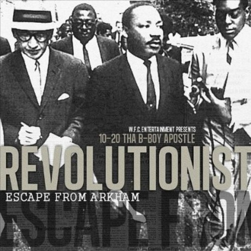 Revolutionist: Escape from Arkham