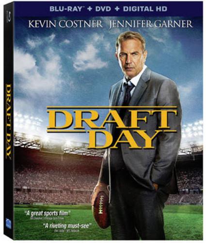 Draft Day [2 Discs] [Blu-ray/DVD]