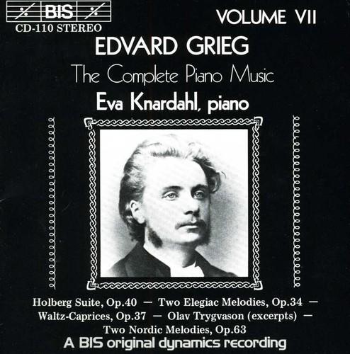 Holberg Suite Opus 40