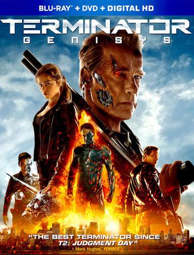 Terminator: Genisys [Blu-ray/DVD]