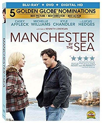 Manchester by the Sea [Blu-ray/DVD]