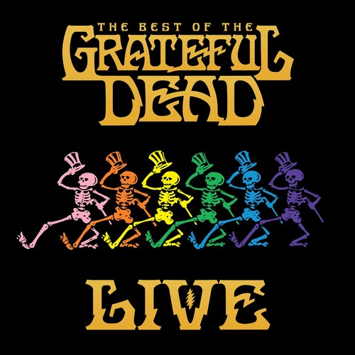 Best Of The Grateful Dead Live: 1969-1977