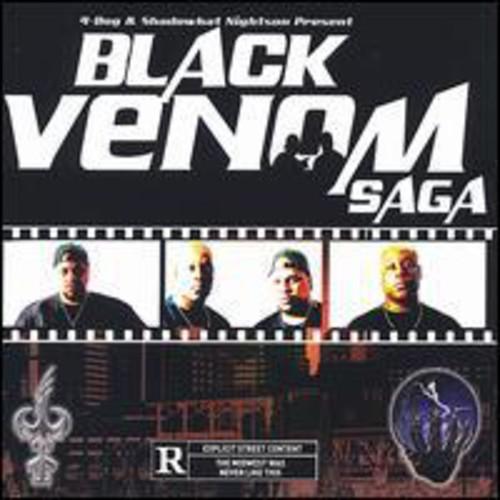 Black Venom Saga
