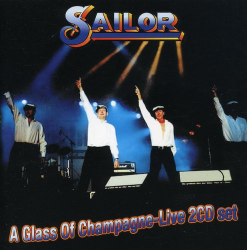 Glass of Champagne: Live [Import]