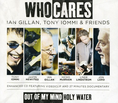 Out of My Mind /  Holy Water [Import]