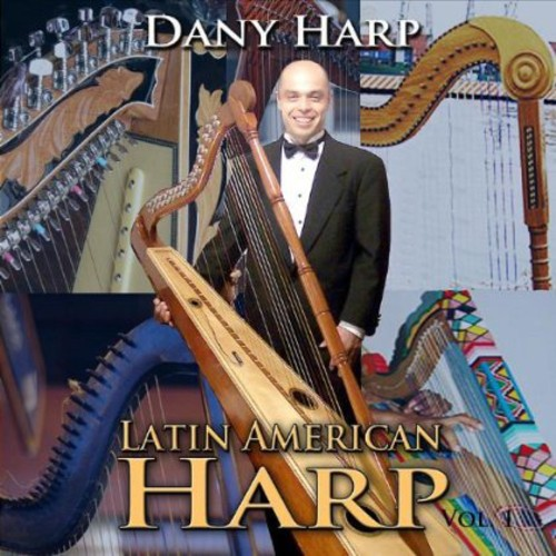 Latin American Harp 1
