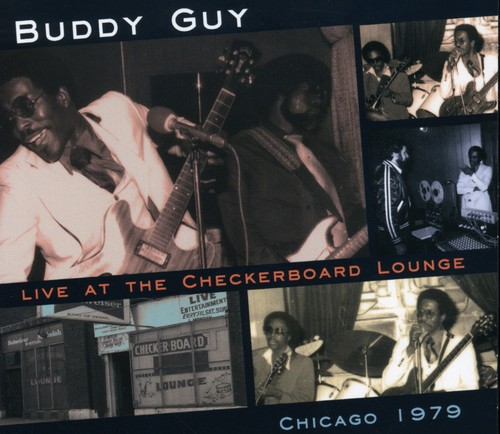 Live at the Checkerboard Lounge Chicago 1979