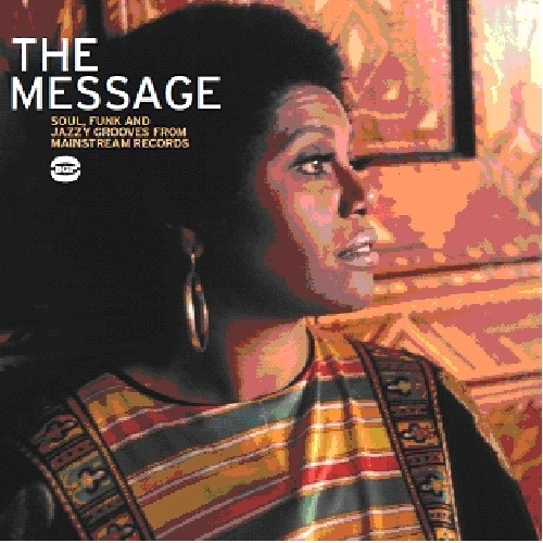 Message: Soul Funk Grooves from Mainstream Rec [Import]