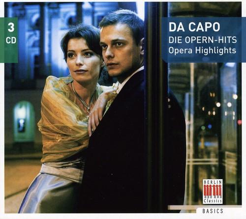 Da Capo: Opera Highlights /  Various