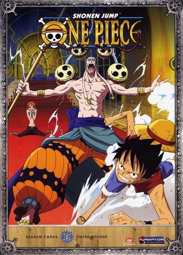 One Piece: Season 3-Third Voyage