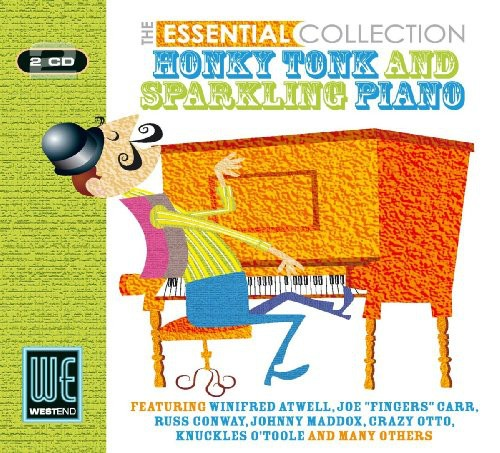 Honky Tonk Piano: Essential Collection