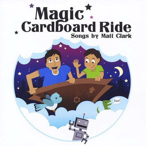 Magic Cardboard Ride