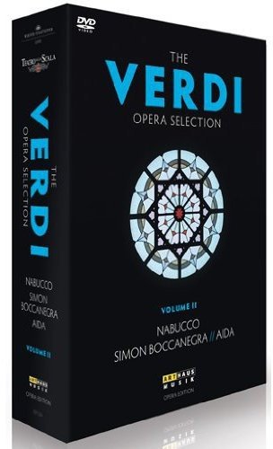 Verdi Opera Selection 2