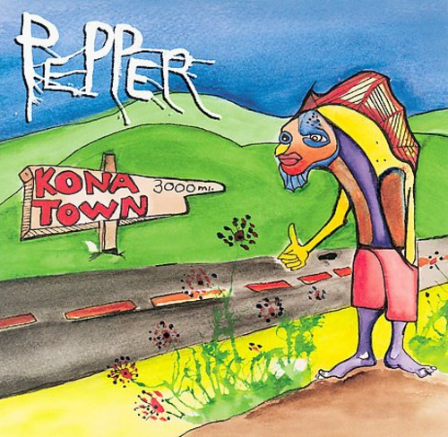 Pepper-Kona Town
