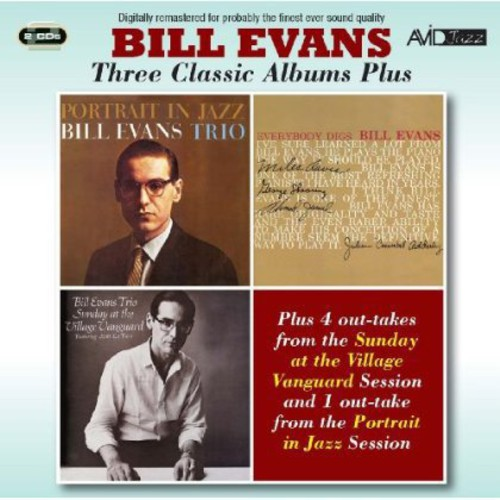 Portrait in Jazz /  Everybody Digs /  Sunday at