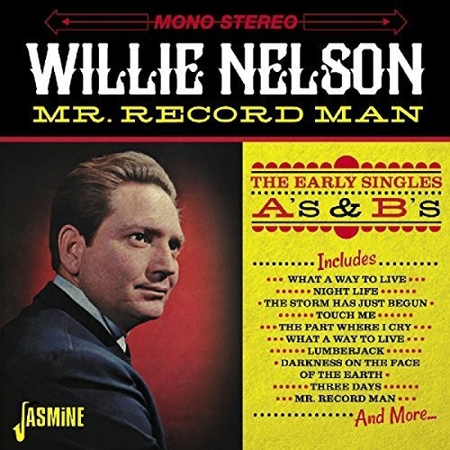 Mr. Record Man: Early Singles As & BS [Import]