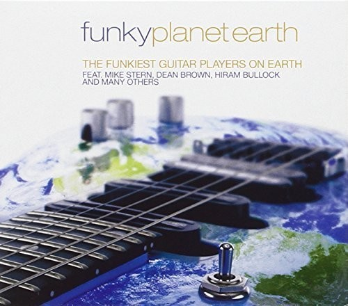 Funky Planet Earth /  Various