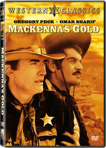 MacKenna's Gold [Full Screen]