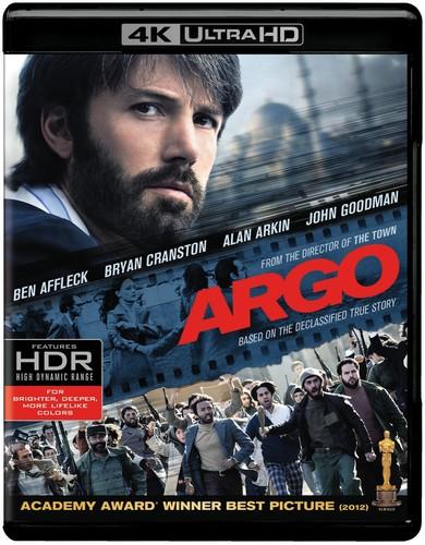 Argo [4K Ultra HD Blu-ray/Blu-ray] [UltraViolet]