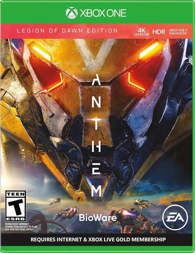 Anthem - Legion of Dawn Edition for Xbox One
