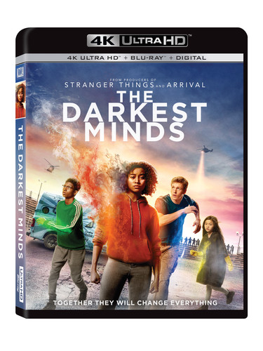 Darkest Minds [4K Ultra HD Blu-ray/Blu-ray] [DTS]