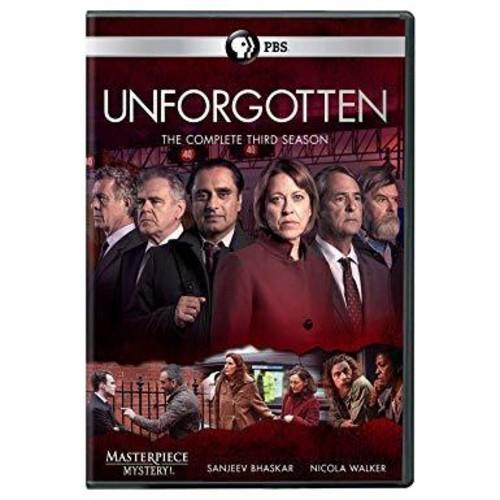Unforgotten: The Complete Third Season (Masterpiece Mystery!)