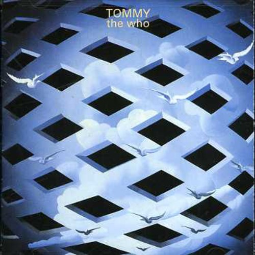 The Who-Tommy (remastered)