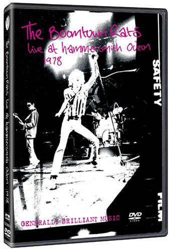 The Boomtown Rats: Live at Hammersmith Odeon, UK