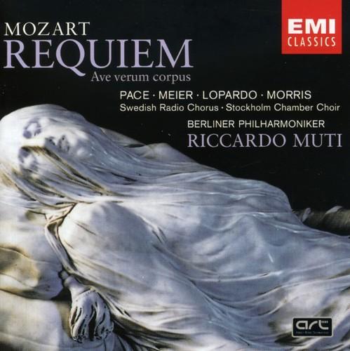 Requiem, K.626 /  Ave Verum Corpus