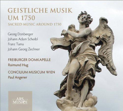 Sacred Music Around 1750