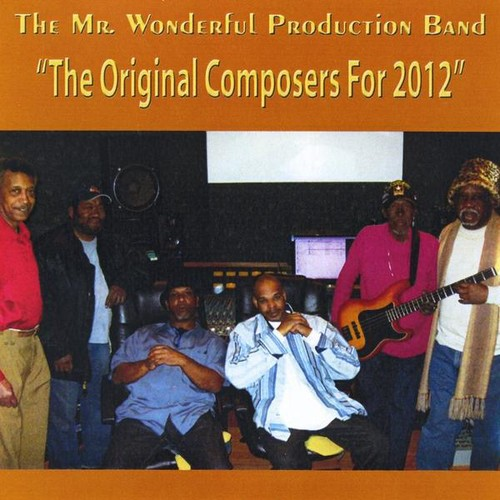 Oringal Composers for 2012