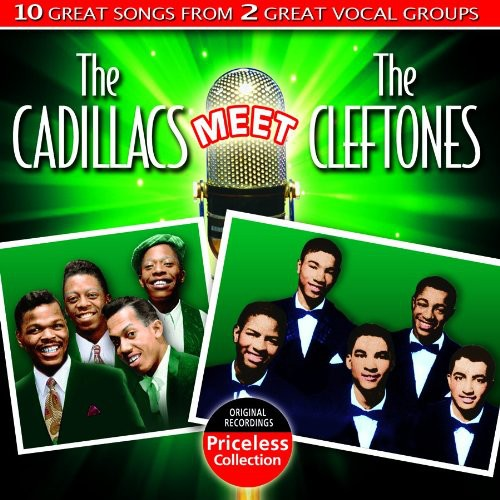 The Cadillacs Meet The Cleftones