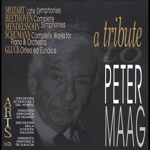 Maag, Peter : Tribute to Peter Maag