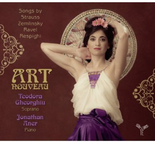 Art Nouveau: Lieder & Melodies