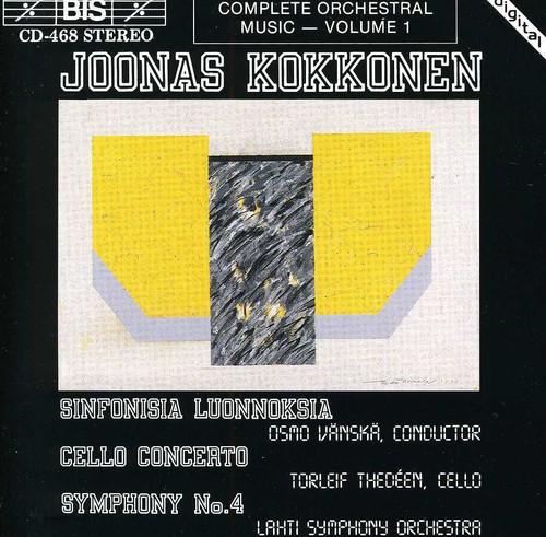 Symphony 4 /  Symphonic Sketches /  Cello Concerto