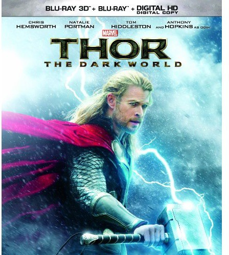 Thor: The Dark World [2 Discs] [3D/2D] [Blu-ray] [DTS]