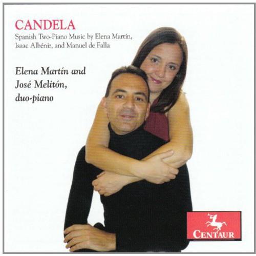 Candela: Spanish Two Piano Music