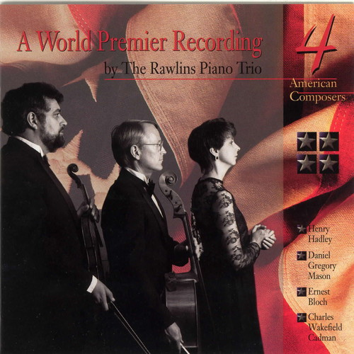 Piano Trio Op 132 /  Piano Trio in D Major Op 34
